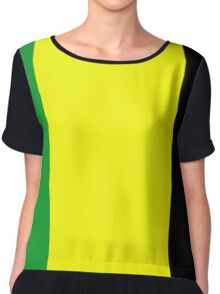 My design for the new Australian flag to replace our old outdated Union Jack one. Chiffon Top