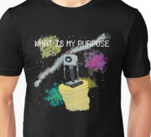 WHAT IS MY PURPOSE Unisex T-Shirt
