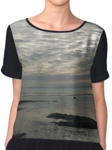 By the Seaside Chiffon Top