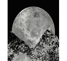 Lunar Rising Photographic Print