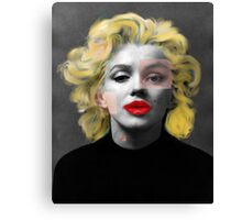 Paradox of Marylin Canvas Print