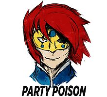 Party Poison Photographic Print