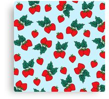 Berry Berry Canvas Print