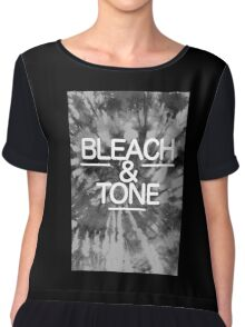 Top Seller - Bleach & Tone (version one) Chiffon Top