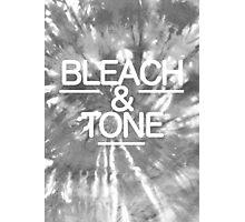 Bleach & Tone (version one) Photographic Print