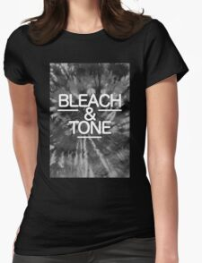 Top Seller - Bleach & Tone (version one) Womens Fitted T-Shirt