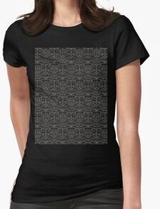 Wave of Cats Womens T-Shirt