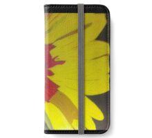 Sunflower iPhone Wallet/Case/Skin