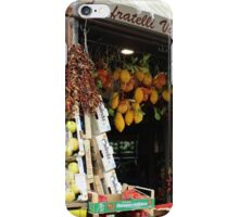 Naples, Italy Storefront iPhone Case/Skin