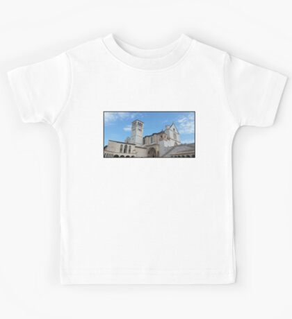 Cathedral of St Francis of Assisi Kids Tee