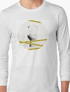 Crime Scene Long Sleeve T-Shirt