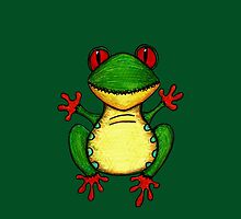 Frank the Frog by Studio8107