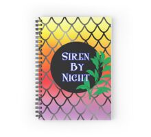 Siren Spiral Notebook
