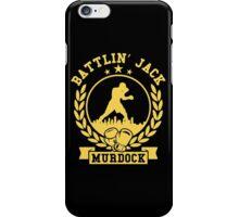 battlin jack murdock iPhone Case/Skin