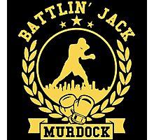 battlin jack murdock Photographic Print