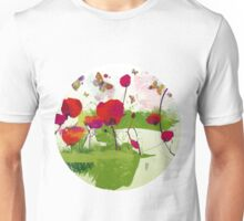 Spring's coming Unisex T-Shirt