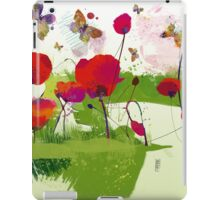 Spring's coming iPad Case/Skin