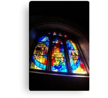 The Crusaders Canvas Print