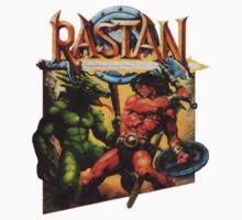 Rastan One Piece - Long Sleeve