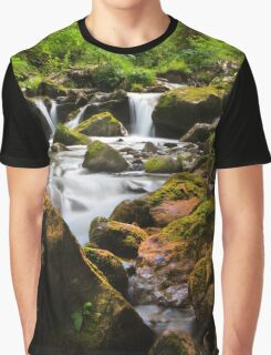 Alpine Falls Graphic T-Shirt