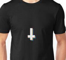 RGB VHS Cross Unisex T-Shirt