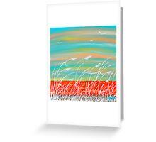 """Sea Breeze"" Greeting Card"