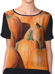 Happy Halloween Chiffon Top