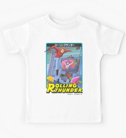 Rolling Thunder Kids Tee