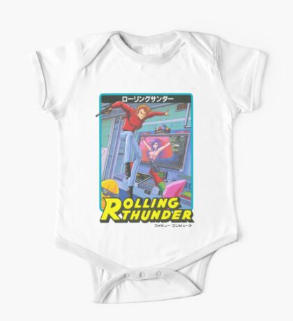Rolling Thunder One Piece - Short Sleeve