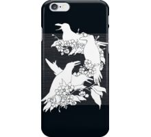 The Black Crows iPhone Case/Skin