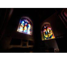 The Crusaders Windows Photographic Print