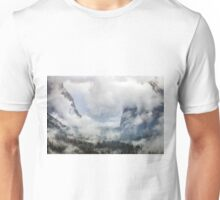 Misty Mountains Unisex T-Shirt