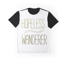 Hopeless Wanderer Version 2 Graphic T-Shirt