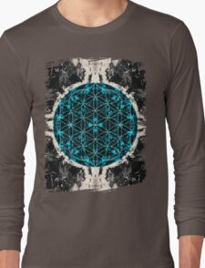Flower of Life 4/16b Long Sleeve T-Shirt