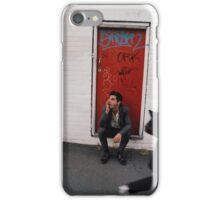 Caught. iPhone Case/Skin