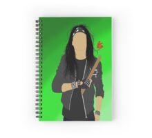 Christian 'CC' Coma Spiral Notebook