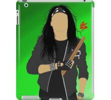 Christian 'CC' Coma iPad Case/Skin