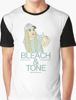 Bleach & Tone (version two) Graphic T-Shirt