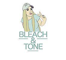 Bleach & Tone (version two) Photographic Print