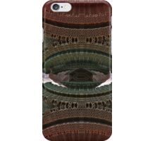 Guardian Of Planet P iPhone Case/Skin