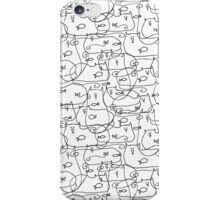 The cats web iPhone Case/Skin