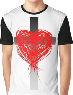 Christian Love Graphic T-Shirt