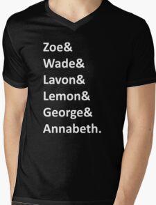 Hart of Dixie Names Mens V-Neck T-Shirt