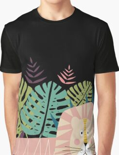 The King Of The Jungle  Graphic T-Shirt