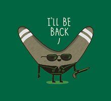 He will be back Classic T-Shirt