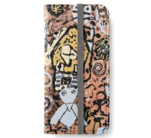 Indian Mural iPhone Wallet/Case/Skin