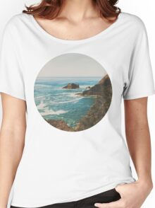 Oregon Coast Women's Relaxed Fit T-Shirt
