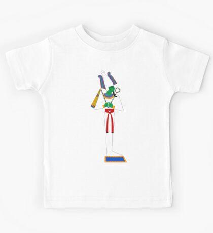 OSIRIS - He who Resurrects and Regenerates  Kids Tee