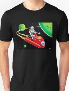 SPACE SCOOTER Unisex T-Shirt