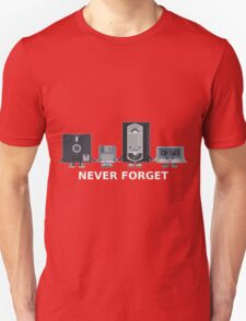 Never forget the fallen ones Unisex T-Shirt